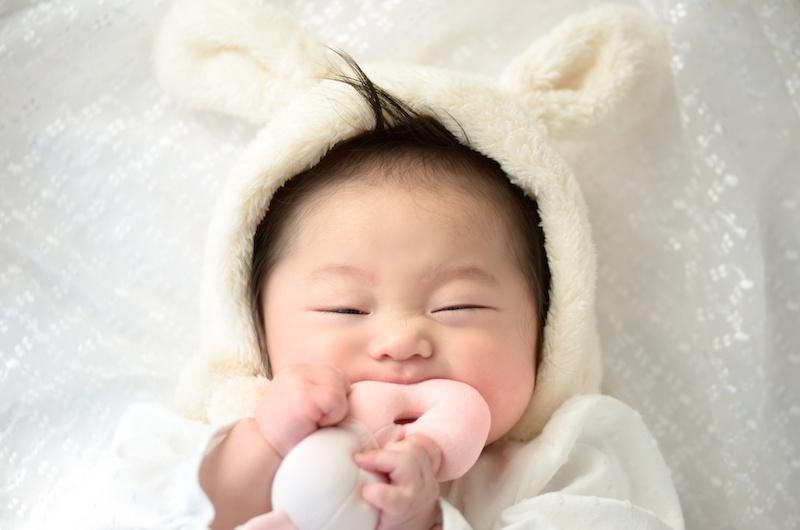 赤ちゃんの歯科治療
